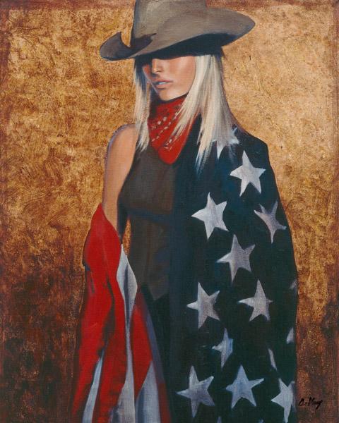 All American by David DeVary