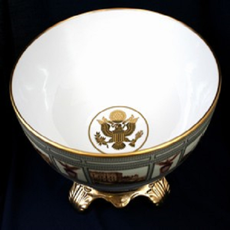 Four Stage Presentation Bowl
