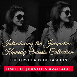 Introducing the Jacqueline Kennedy