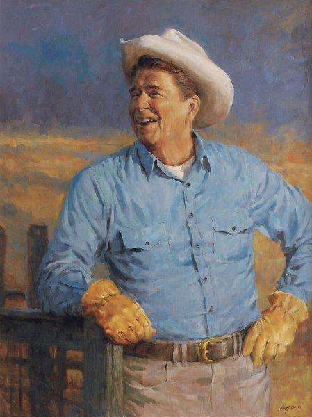 Reagan by Andy Thomas